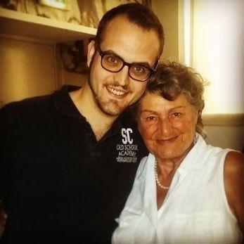 with Silvana Bartoli