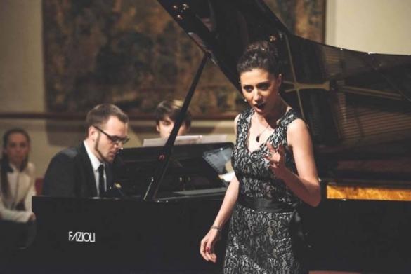 with Tereza Gevorgyan